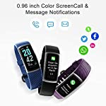 LETSCOM-High-End-Fitness-Trackers-HR-IP68-Waterproof-Fitness-Watch-with-Heart-Rate-Monitor-Step-Counter-Sleep-Monitor-Health-Activity-Tracker-as-Pedometer-Watch-for-Kids-Women-Men