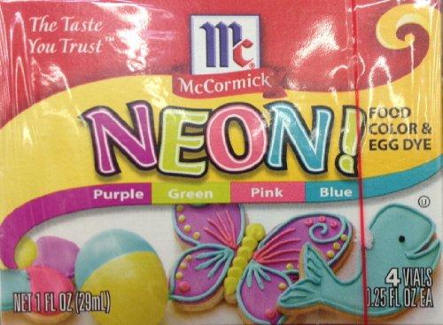 neon soda cups - 6