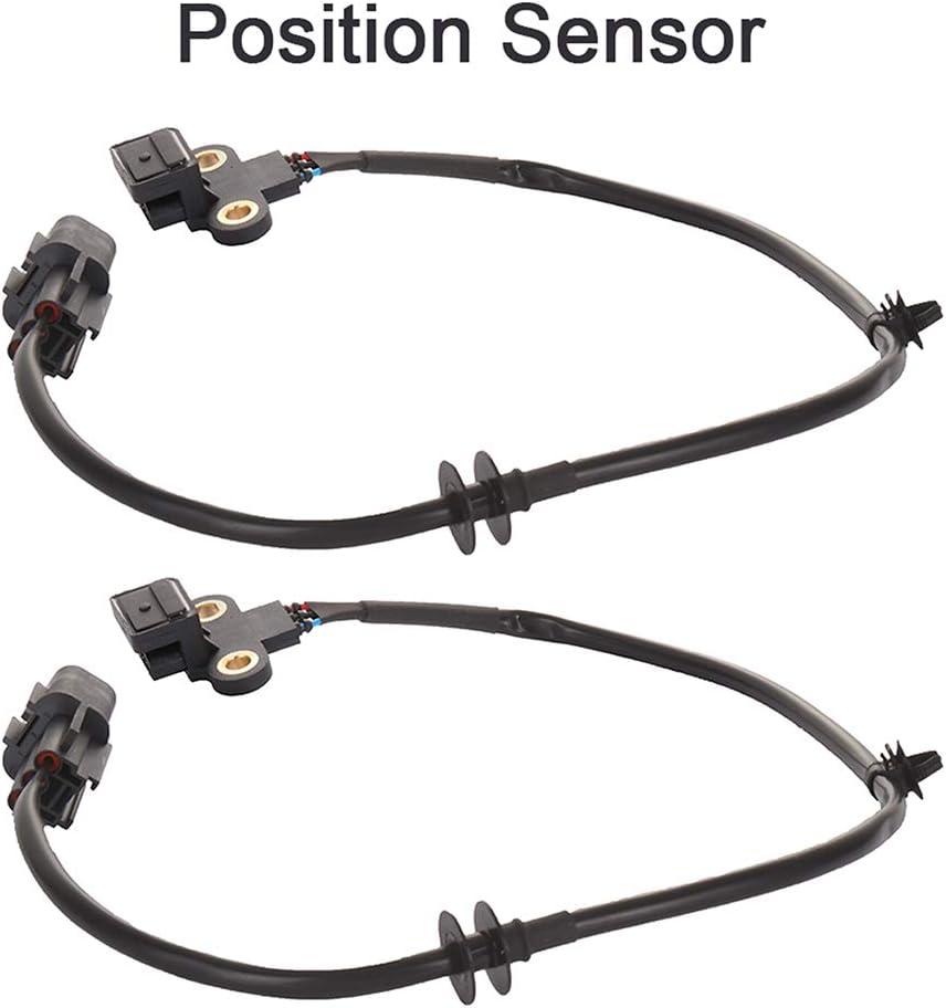 ANGLEWIDE Camshaft Sensor Compatible for 2003 2004 2005 2006 Kia Sorento 3931839800 CPS Sensor 2PCS