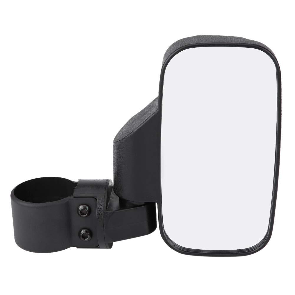 EBTOOLS Adjustable Motorcycle Rear view Mirror Rear View Side Mirror for Polaris RZR 1000