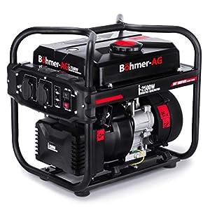 Böhmer-AG i2500W Inverter Generatore di Corrente Silenziato Eco-Mode per Presa EU - 2,0KW 51wCtzNKqpL. SS300