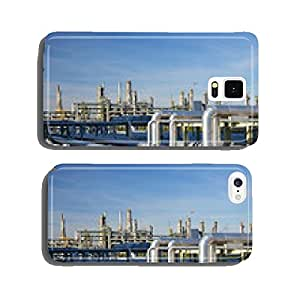 Pipelines refinery // Refinery industrial plant cell phone cover case iPhone6 Plus