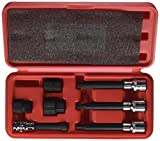 Gates 91024 Alternator Decoupler Pulley Tool Kit with Case