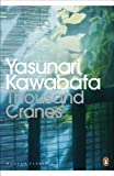 Front cover for the book Thousand Cranes by Yasunari Kawabata