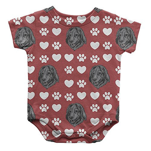 estrela-mountain-dog-red-paw-heart-infant-one-piece-snapsuit-bodysuit-18-months