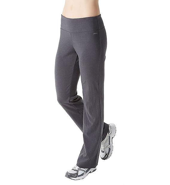 Jockey -Pantalones Mujer Negro Gris Oscuro S: Amazon.es ...