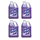 Fabuloso 4307 Long Lasting Fragrance, 1 gallon, Lavender (4 Pack)