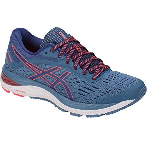 ASICS Gel-Cumulus 20 Women's Running Shoes Azure/Blue Print 1012a008-401 (8.5 B(M) US)