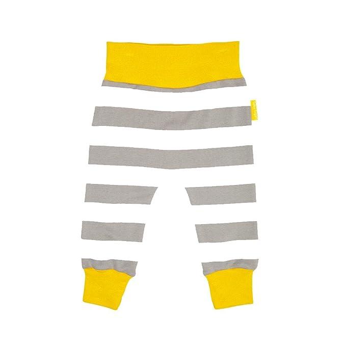 Toby Tiger Grey Stripe Yoga Trousers