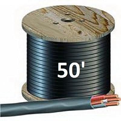 4/3 NM/B (Non-Metallic) Cable