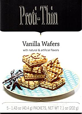Proti-Thin Vanilla Protein Wafer Squares