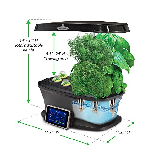 AeroGarden Bounty with Gourmet Herb Seed Pod Kit by AeroGarden (Image #5)