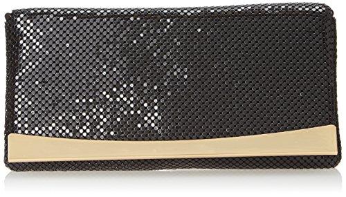 la-regale-chainmail-with-metal-detal-flap-clutchblackone-size