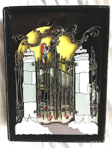 Nightmare Before Christmas Haunted Mansion Oversized Pin LE 750 by Tim Loucks ()