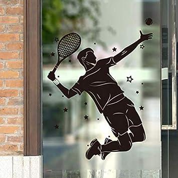 Lvabc Personalizado Masculino Jugador De Tenis Etiqueta De La ...