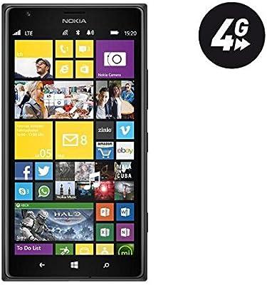 Nokia Lumia 1520 – Negro – Smartphone + Tarjeta de Memoria ...