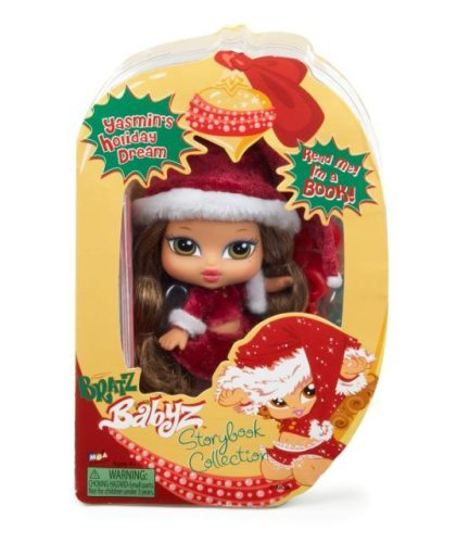 Bratz Babyz Storybook Collection - Yasmin Holiday Dream by MGA Entertainment