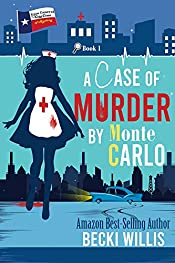 A Case of Murder by Monte Carlo: Texas General Cozy Cases of Mystery, Book 1