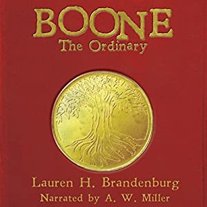 Boone: The Ordinary Audiobook