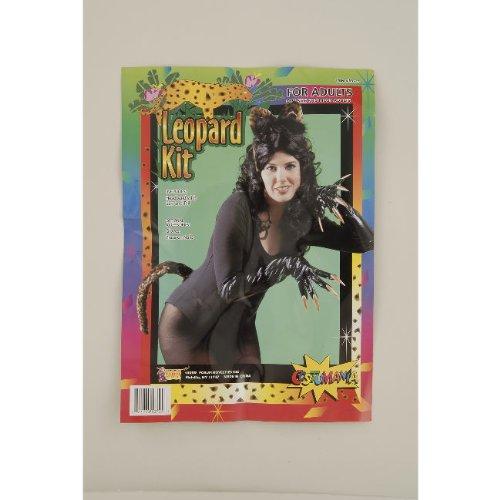 Forum Novelties 53725 Leopard Kit Halloween Costume, color, Multi, Pack of 1 -