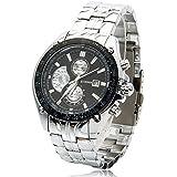 Relojes De Hombre Curren - Relojes Deportivos De Lujo Acero Inoxidable - El Regalo Perfecto -