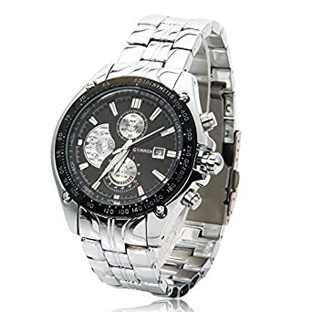 718daef453e2 Image Unavailable. Image not available for. Color  Relojes De Hombre ...