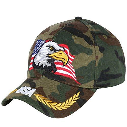 Las Caps Hip Unisex Exterior Camuflaje Eagle Hombre con Mujeres Hop De Estilo Chico Gorra Moda Chica Hat Llxln Sombreros Forma dxq6ATwZdn