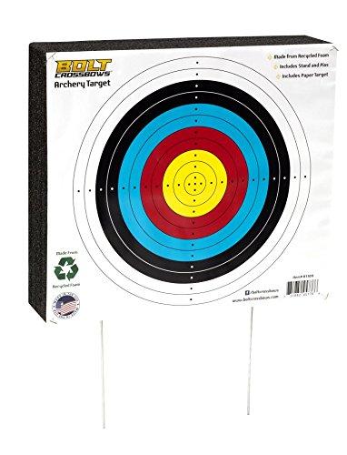 BOLT Crossbows BT309 Archery Target, 16″x18″