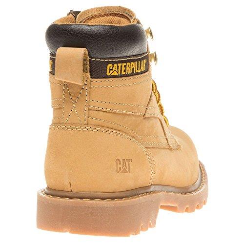 CATERPILLAR Damen Boots braun 38