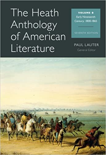 The Heath Anthology of American Literature: Early Nineteenth Century