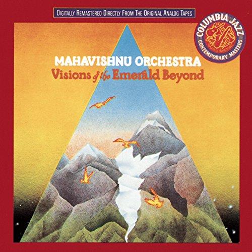 Visions Of The Emerald Beyond By Mahavishnu Orchestra On