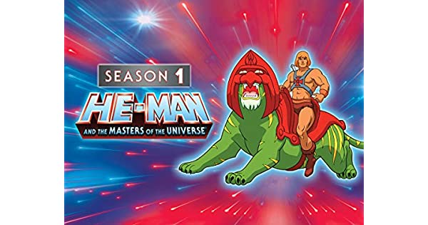 Amazon.com: He-Man and the Masters of the Universe, Season 1 ...