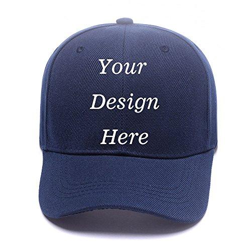 (SW&IM Men Womens Custom Hat Graphic Print Design,Team Christmas Fashion Trucker Hats (Baseball)