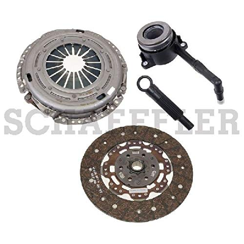 (Parts Panther OE Replacement for 2008-2017 Volkswagen Jetta Clutch Kit (2.0T / 2.5 / Active/Base/City/Clasico/Comfort/Comfort TDI/Comfortline/Comfortline TDI/Europa/GLI/GLI Autobahn/GLI SE))
