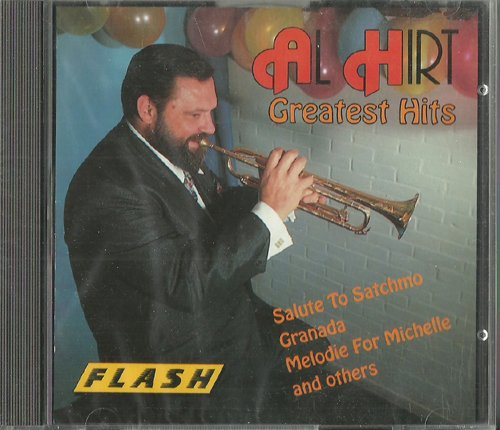 Sauce Dixie - Dixie Swing Trumpet (CD Album Al Hirt, 16 Tracks)