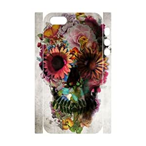 Brand New Durable 3D Case for Iphone 5,5S with Skull shsu_1985645 at SHSHU wangjiang maoyi