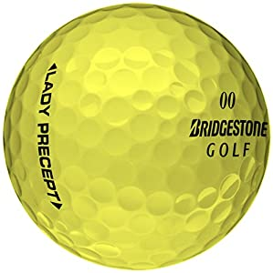 Bridgestone Golf Lady Precept Golf Balls (Pack of 12)