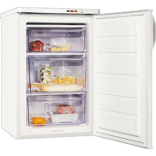 Zanussi ZFT 610 W - Congelador (Vertical, Blanco): Amazon.es: Hogar