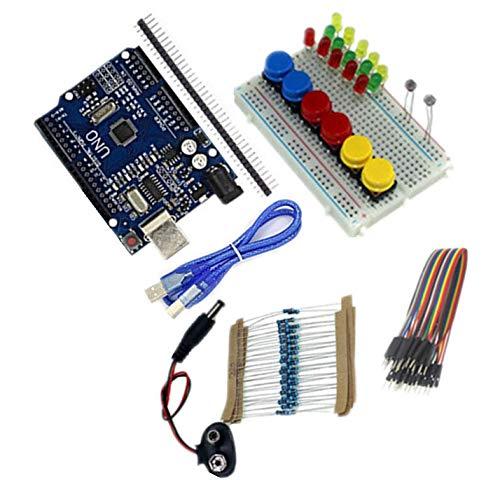 Arduino Uno R3 Kit LHENG (7RZFKG2S)
