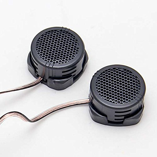 2 x 500W Car Auto Audio Dome Speaker Super Power Loud Tweeter