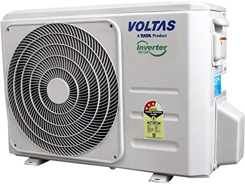 Voltas 1 5 Ton 3 Star Inverter Split AC (Copper, 183V DZU/183 VDZU2, White)