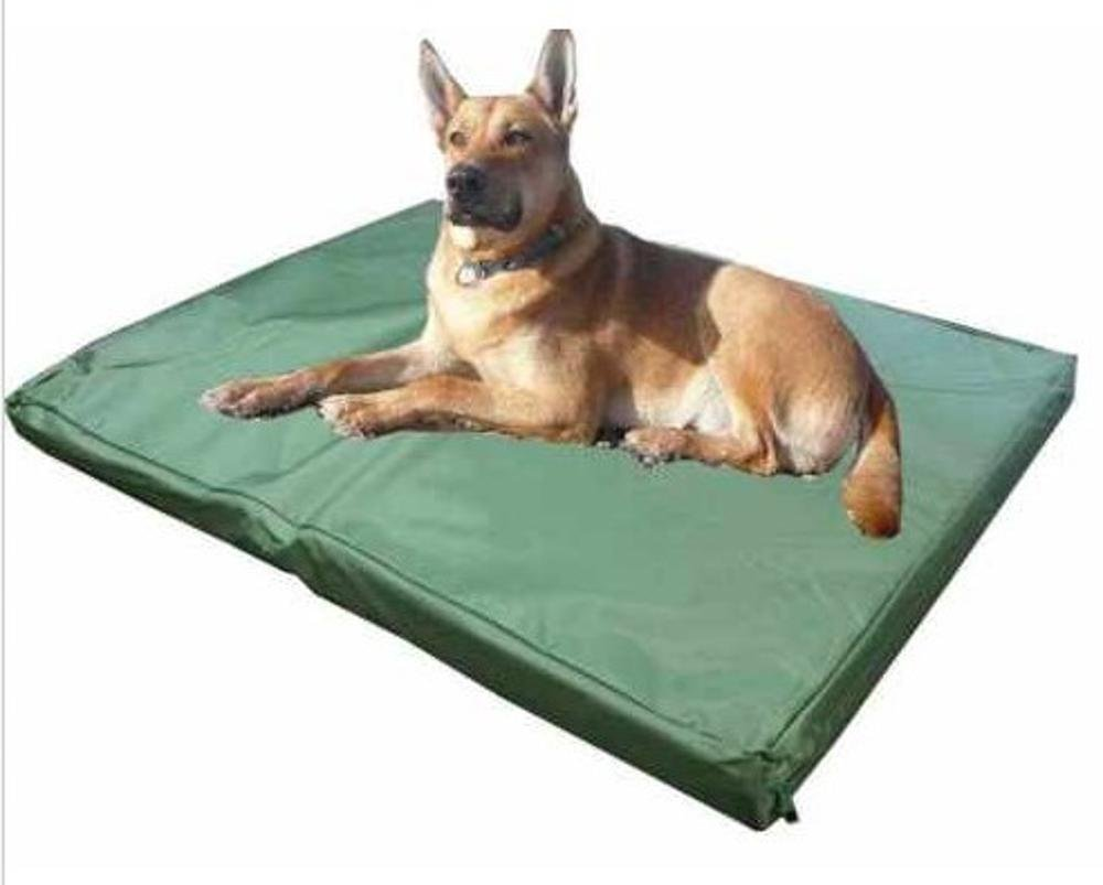 BiuTeFang Pet Bolster Dog Bed comfort Pet lavabile, in tessuto Oxford impermeabile Kennel Mat
