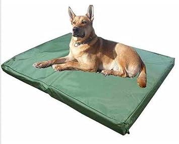 Dixinla Cama de Perro Paño Pet Alfombra Oxford Lavable Impermeable Kennel: Amazon.es: Hogar