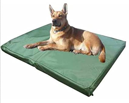 Dixinla Cama de Perro Paño Pet Alfombra Oxford Lavable Impermeable Kennel