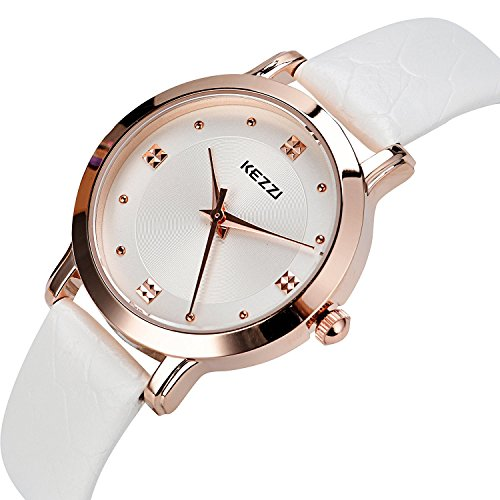 womens-waterproof-fashion-casual-watch-rose-gold-tone-and-pu-leather-band-white