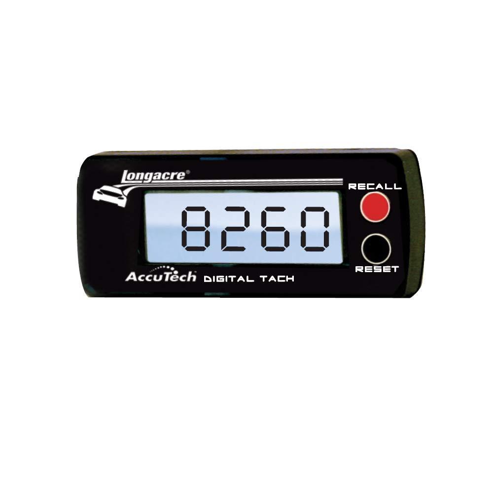 Longacre 44391 Digital Tachometer