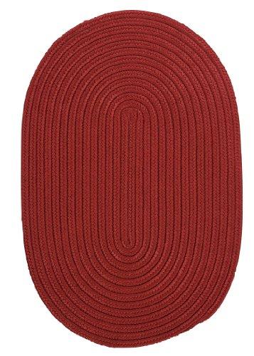 (Boca Raton Polypropylene Braided Rug, 5-Feet by 8-Feet,)