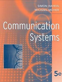 communication systems 5th ed international student version