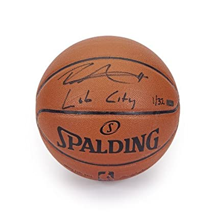 Image Unavailable. Image not available for. Color  Blake Griffin  Autographed Replica Basketball ... 1f70da62e