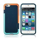 iPhone 6 Case ,Multi-Colored TPU Case, (4.7